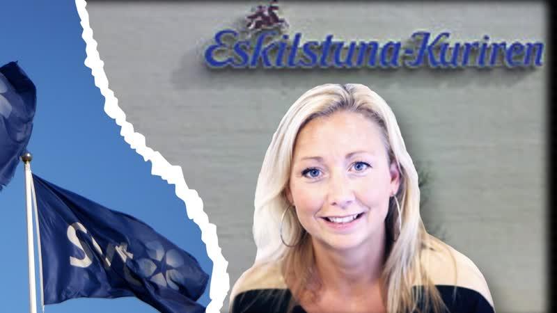 Underbar komik när lögnare på SVT gömmer sig