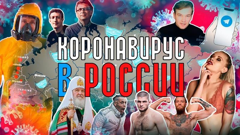 Новости коронавируса Самоизоляция Карантин в Москве правительство пользуется телеграм
