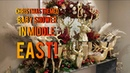 My Creation of Christmas and New Year theme In Kuwait christmas tala floristry ofw