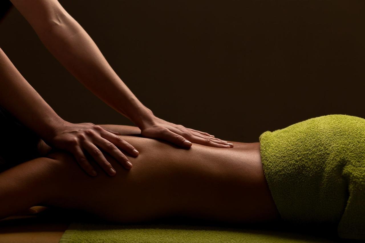 Что такое терапевтический массаж?