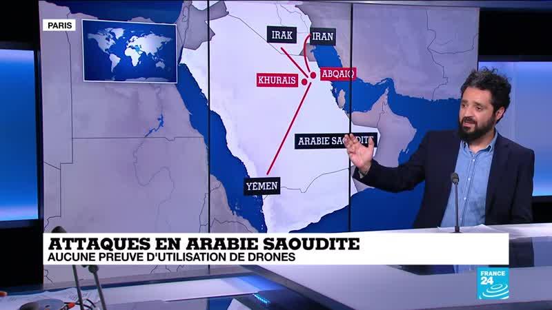 Attaque d'Aramco: Les drones houthis étaient des missiles de croisière longue portée