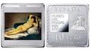 Монета Испании 10 евро картина Гойи Маха обнажённая