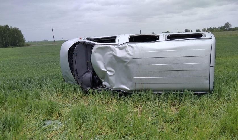В результате ДТП в Ляховичском районе погиб пассажир: расследование завершено