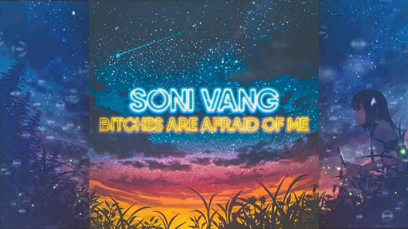 Soni Vang Bitches Are Afraid Of Me премьера песни 2020