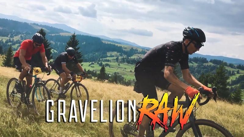 RAW GRAVELION 2019