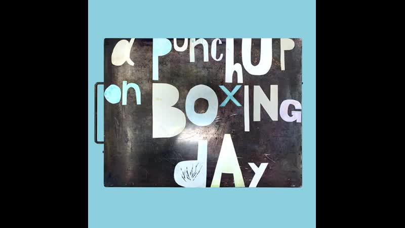 Magne Furuholmen A Punch Up on Boxing Day