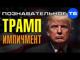 Почему Трампу объявили импичмент Глобальная реклама США (Познавательное ТВ, Артём Войтенков)