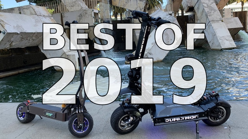 DUALTRON X WEPED GT50 | The Best Monster Electric Scooters of 2019