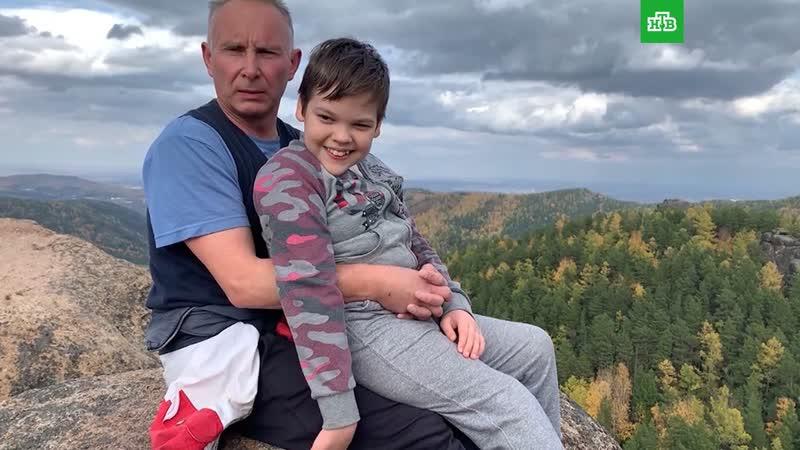 Мечты сбываются! Мальчик сДЦП покорил горы
