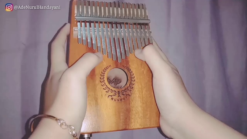 Aisya Cover Kalimba by ANH