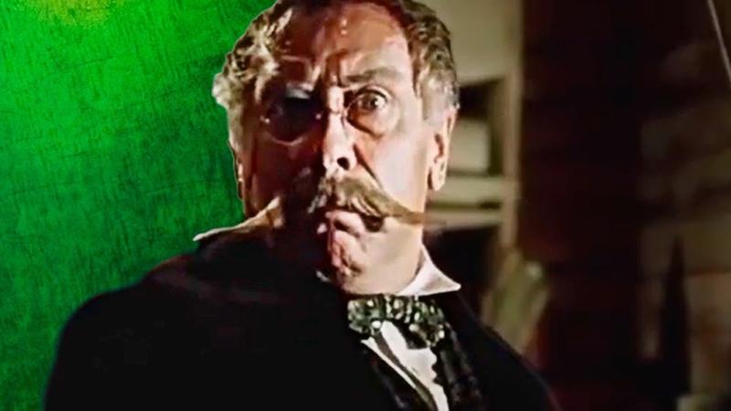 Радикальный черный цвет оказался с несколько зеленоватым оттенком Цитаты из фильма 12 стульев 1976