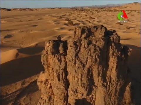 Tourisme: Les merveilles de Djanet vues du ciel