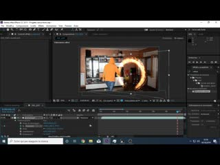Doctor Strange Portal VFX Action Essentials Sparks  Tutorial NO PLUG-IN