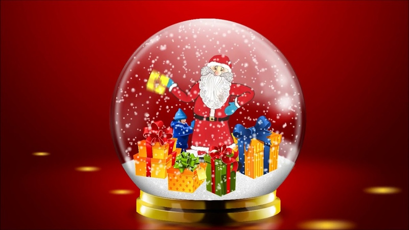 Веселая новогодняя песенка Дед Мороз Елена Никкель
