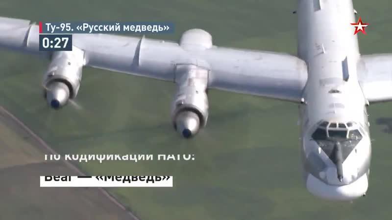 Ракетоносцы Ту-95МС совершили полеты над нейтральными водами трех морей Японским, Желтым и
