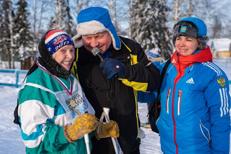 Лыжня России 2020: спортивная Ухта не боится морозов, изображение №7