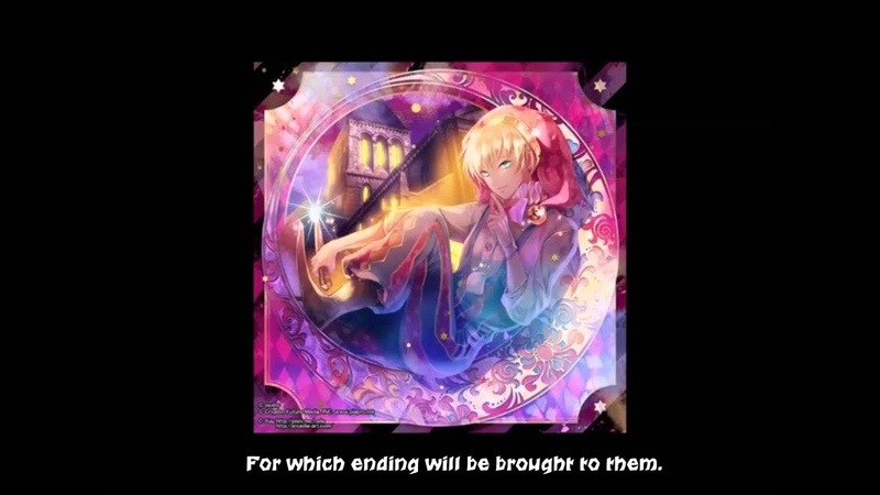The Boy of Ending Hansel English dub Rachiedian
