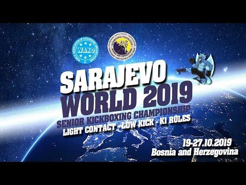 WAKO World Championships 2019 Awards Ceremony