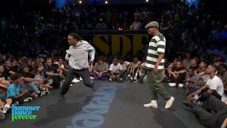 Rochka vs Jimmy Yudat TOP 12 Hiphop Forever - Summer Dance Forever 2019 |