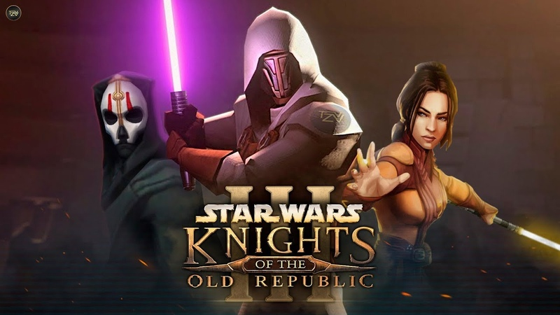 KOTOR 3 Быть! EA взялись за разработку Star Wars Knights of the Old Republic 3 | ТВ ЗВ