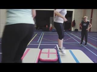 Фитнес и Лечебная Физкультура для пожилых людей