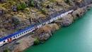 Doğu Ekspresi Treni Kanyon içi görüntüleri ( Bağıştaş - Kemaliye hattı) Erzincan
