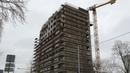 Строительство жилого дома по программе реновации в районе Марьина роща улица Октябрьская вл 105