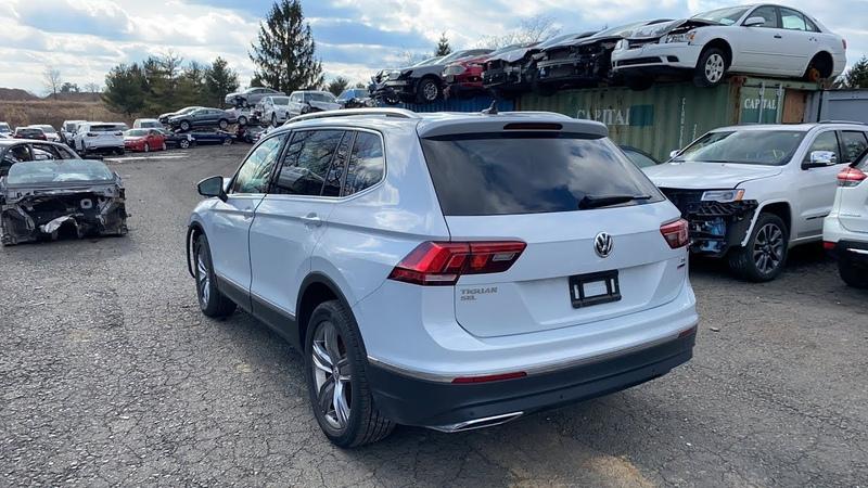 2018 VW TIGUAN SEL 2.0 4motion -10200$ . Авто из США 🇺🇸.