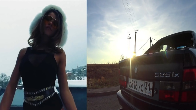 Buying BMW 525ix in the village and hot girl Linius Kordas Black Bimmer KEAN DYSSO Remix