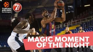 7DAYS Magic Moment of the Night: Brandon Davies, FC Barcelona