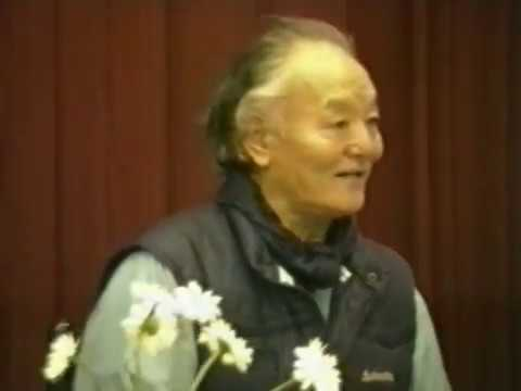 Chogyal Namkhai Norbu, Moscow 1992 Open Lecture in the Museum of Oriental Art