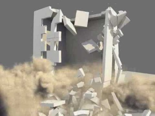 Building demolition test with Rayfire and FumeFX_test 04