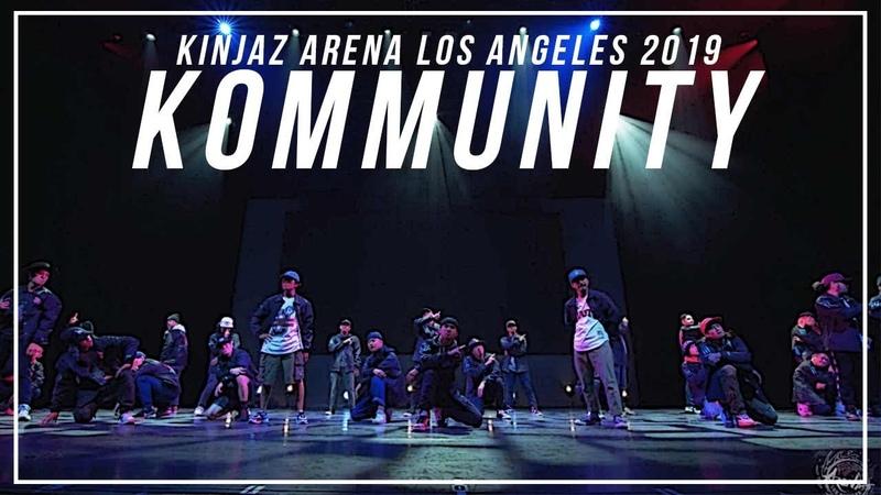 KINJAZ Kommunity | ARENA LA 2019 (w/ Special Guests)