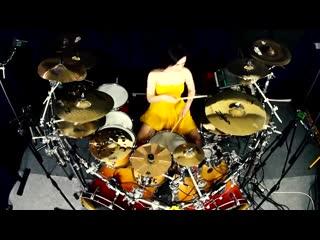 METALLICA -Damage, Inc drum cover by Ami Kim