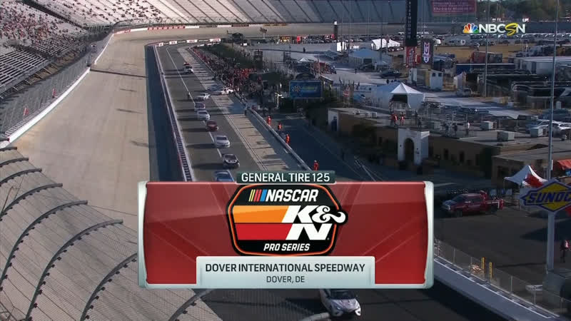 2019 NASCAR KN Pro Series East - Round 12 - Dover 125