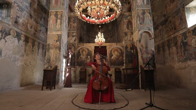 1009 J S Bach Suite No 3 in C major BWV 1009 Xenia Jankovic cello