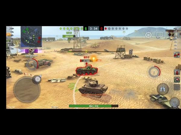 World of Tanks blits 2 часть прохождения игры Смотри в описании ссылку