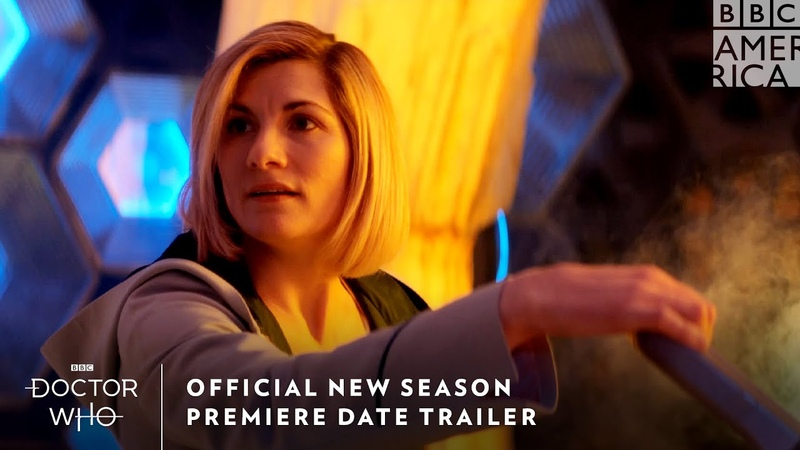 Official New Season Premiere Date Trailer Doctor Who New Year's Day at 8pm BBC America