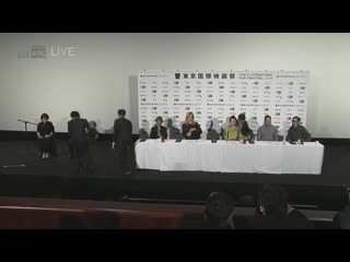 The 32nd TIFF International Competition Jury Press Conference