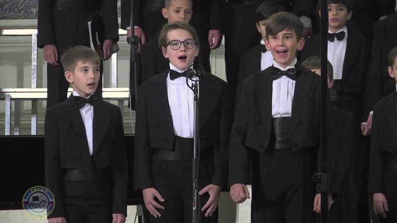 Зачарованная даль - Moscow Boys' Choir DEBUT