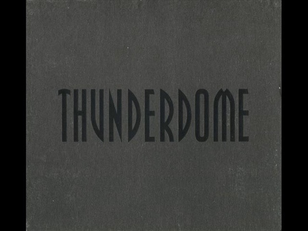 Various Artists Thunderdome 2001 Cd 2