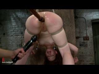 пытки в подземелье Sarah Shevon [BDSM, porno Sex, kinky, hardcore, rough, бдсм, секс, порно, жестко]