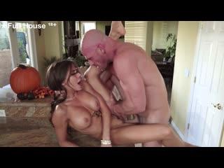 [ / ] Madison Ivy - Thankful For Madison [2017 г., Big Tits,Blowjob (POV),Brunette,Tittyfuck]