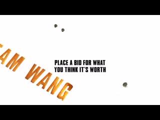 Видео 200904 Инструкция по участию в аукционе Team Wang x StockX