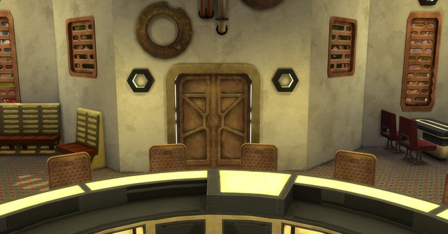 """""""Арена Батуу"""" — ночной клуб для Sims 4 со ссылкой для скачивания"""