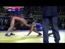 Чемпионат мира по вольной борьбе в Ташкенте, 2014 г. : 74 кг. Денис Царгуш(Россия) - Сосукэ Такатани(Япония)