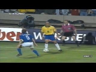 Duelo de Leyendas: Ronaldo vs Fabio Cannavaro - Tournoi de France 1997