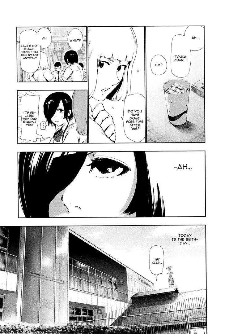Tokyo Ghoul, Vol.9 Chapter 89 Scheme, image #9