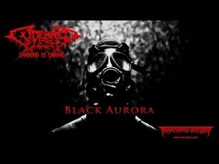 CUTTERRED FLESH (Czech Republic) - Black Aurora OFFICIAL VIDEO (Brutal Death Metal) #brutaldeath
