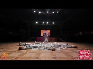 SHOW GRACE KIDS COMMUNITY - JUNIOR CREW (SEMI) - RUSSIA HIP HOP DANCE CHAMPIONSHIP 2019